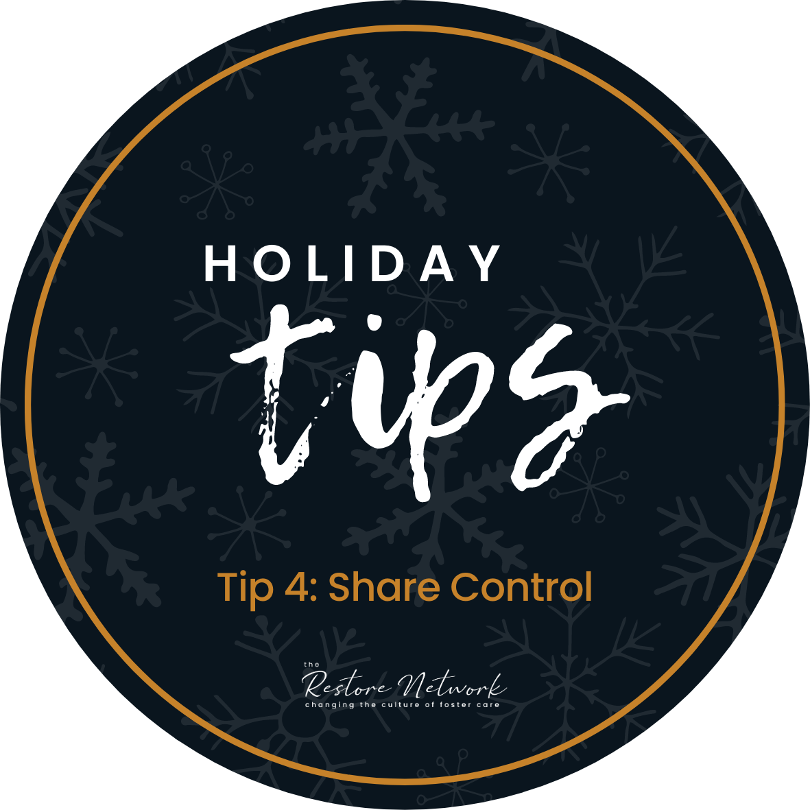 Holiday Tips TBRI