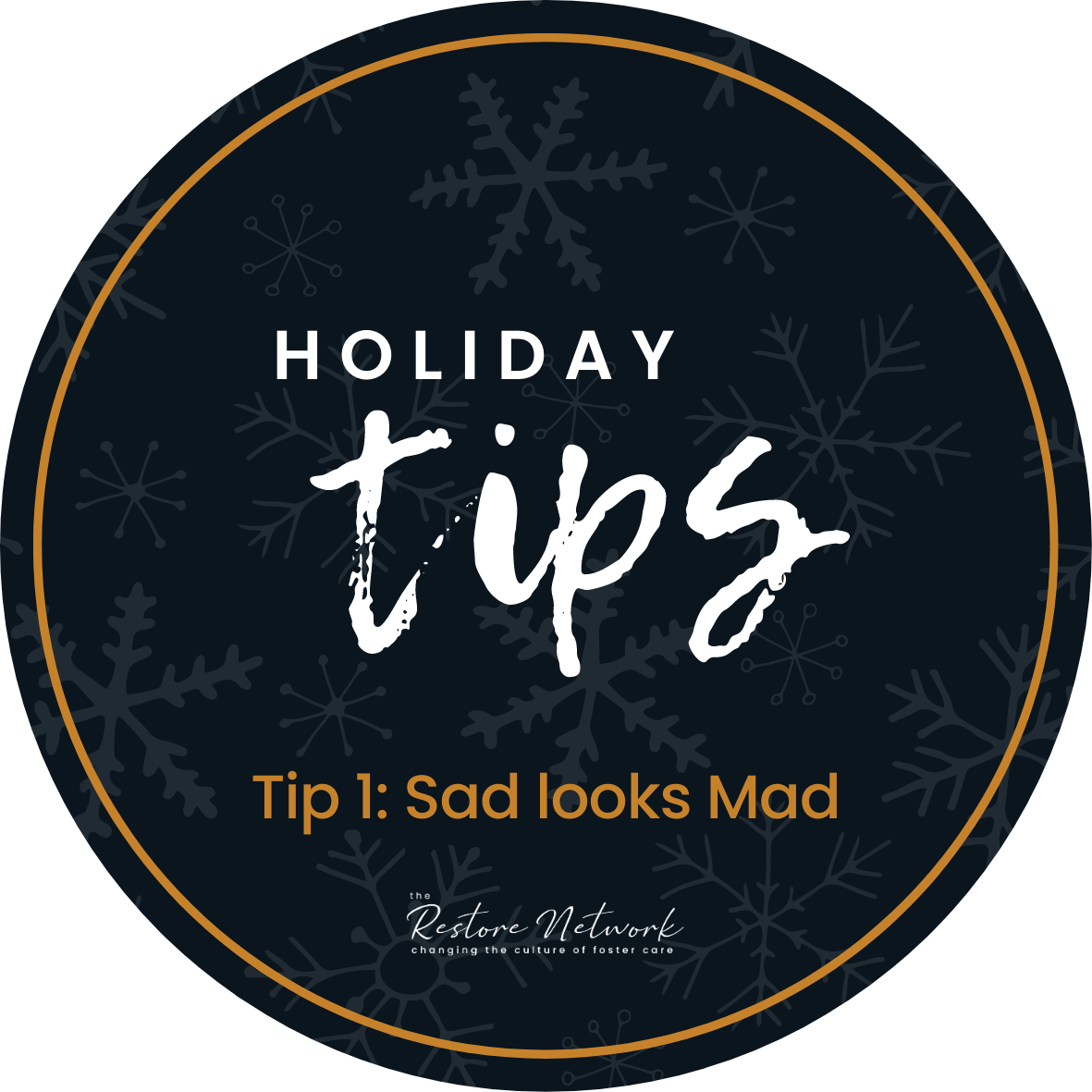Holiday Tips TBRI