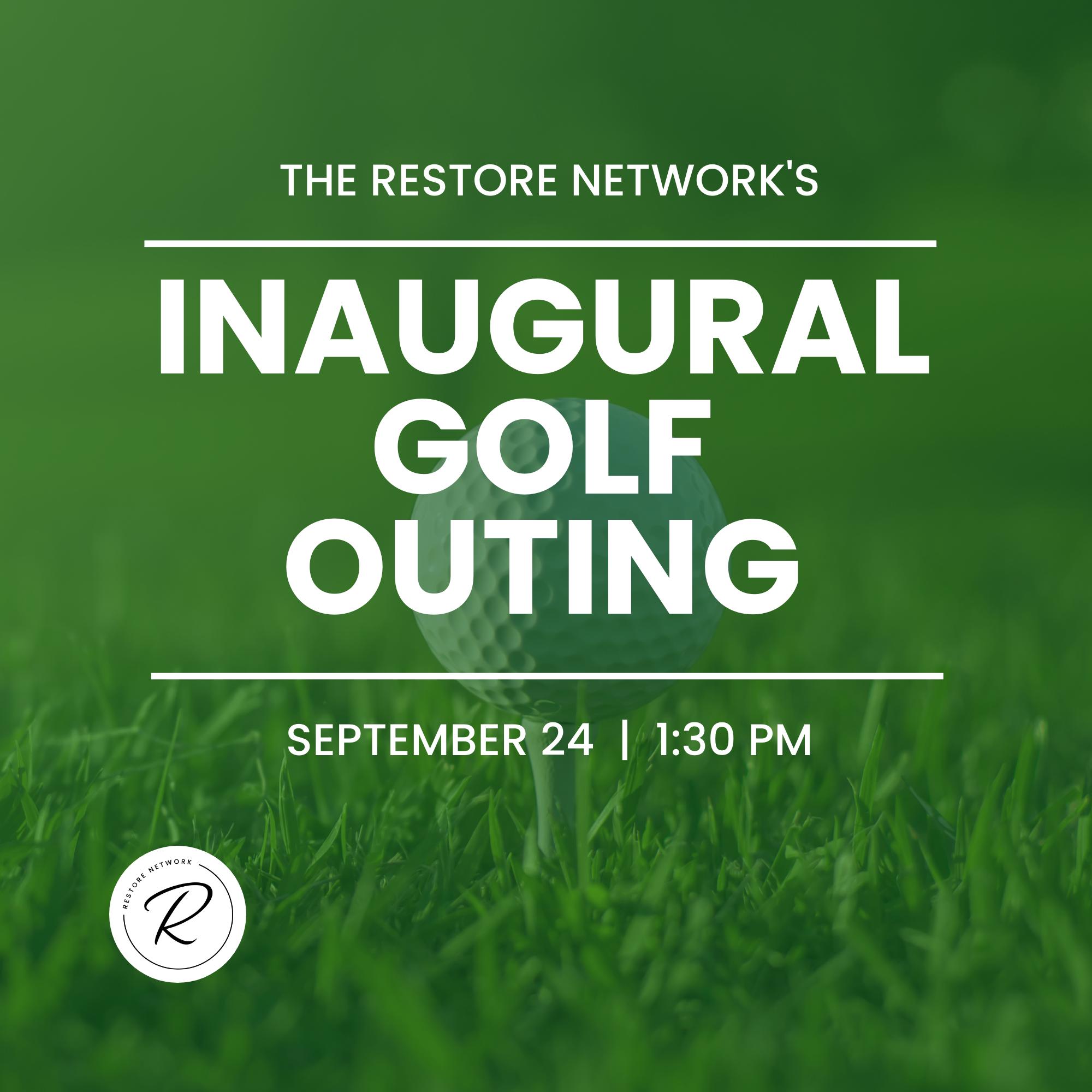Golf Outing Social Media Image